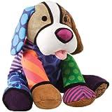 Britto by Internationally Acclaimed Artist Romero Britto for Enesco Mini Puppy Plush