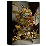 """The Insatiable Mr. Toad"" Limited edition gallery"