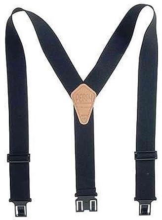 à bas prix site réputé magasiner pour authentique Perry Suspender - Bretelles - Homme taille unique: Amazon.fr ...