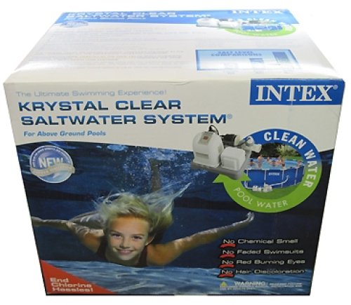 Intex Krystal Clear Saltwater System product image