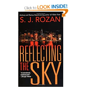 Reflecting the Sky (Bill Smith/Lydia Chin Novels) S. J. Rozan