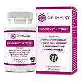 100% Natural Raspberry Ketone w/Acai Berry, Green Tea Extract & African Mango – Best Weight Loss Supplement & Fat Burner – 60 Veggie Diet Pills That Work