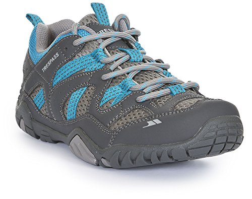 Multicolore Chaussures Outdoor Foile Multisport Trespass carbon Femme nZqXxPO4w