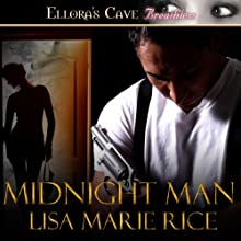 Midnight Man Audiobook by Lisa Marie Rice Narrated by Alexandra R. Josephs