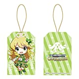 The Idolmaster One For All Nendoroid Plus fabric Charm Miki Hoshii