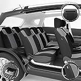 dbs 19397 housse de si ge auto voiture sur mesure finition haut de gamme. Black Bedroom Furniture Sets. Home Design Ideas