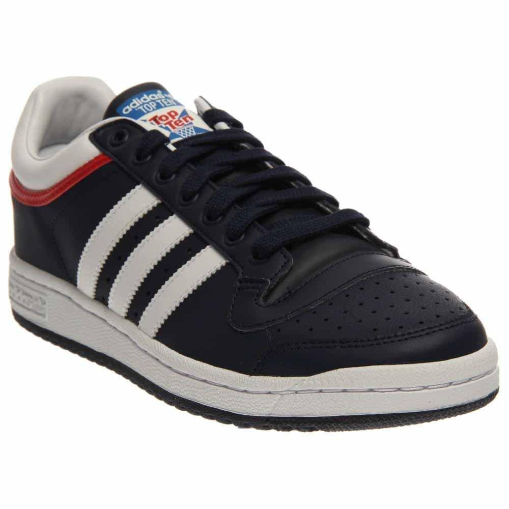 nouvelle arrivee a493c dc3b7 Amazon.com | Adidas Mens Top Ten Lo Casual Sneakers | Shoes