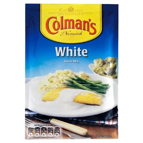 Colman's Savoury White Sauce Mix (25g) - White Sauce Mix