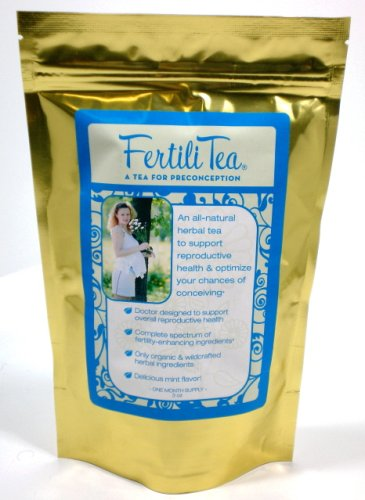 FertiliTea: A Natural Fertility Tea Blend 3oz, Health Care Stuffs