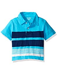 The Children's Place baby-boys Baby E Ss Eng Polo