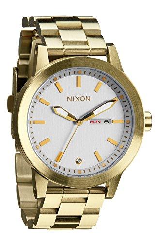 Nixon - Spur - Champagne Gold / Silver