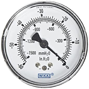 how to build a low vacuum gauge