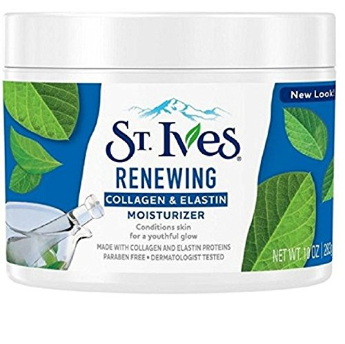 Price comparison product image St Ives Moisturizer Timeless Collagen Elastin 10 Ounce Jar (295ml) (2 Pack)