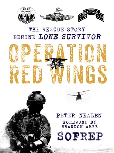 Marcus operation red wings