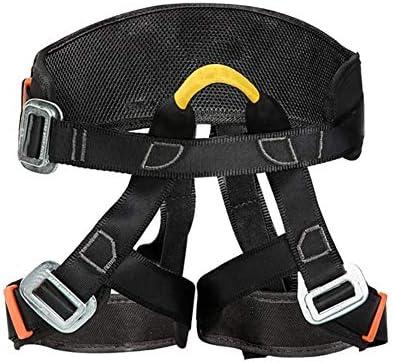 ツリーロッククライミング、登山、ファイアーレスキュー、ハイレベルケイビング、ラペリング、スポーツ用クライミング用ウエストヒップ保護シートベルト半身安全ベルト