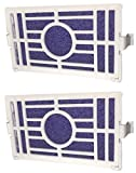Air Filter for Whirlpool W10311524 AIR1 Refrigerator 2 Pack Fresh Flow Filters