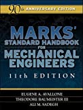 Marks' Standard Handbook for Mechanical Engineers 11th Edition