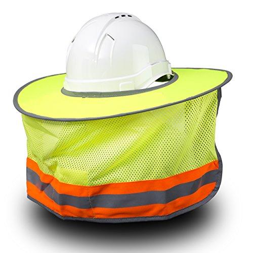 051db37e59a Hard Hat Sun Shield - High Visibility