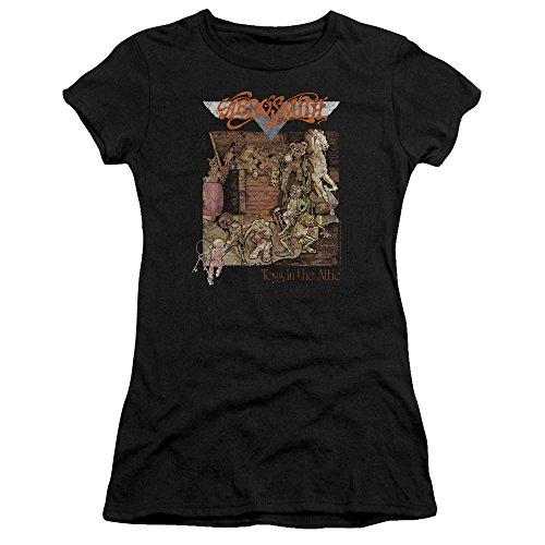 Aerosmith camiseta mujeres juguetes premium Bella para negros r6xqrv