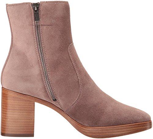 Campus Soft Short Joan Suede Boot Dusty US FRYE 6 Oiled Women's Rose M Eq0C4