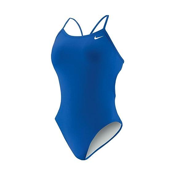 innovative design f3dc6 e7cbf Nike Swim Poly Core Cut Out - Black  Amazon.ca  Clothing   Accessories