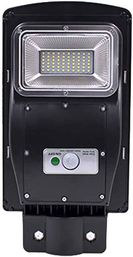 90W LED Solar Street Light Motion Sensor Wall Lamp Timing Remote+Mount Pole