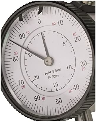 CNC QUALIT/ÄT Messuhr 30 mm Messbereich