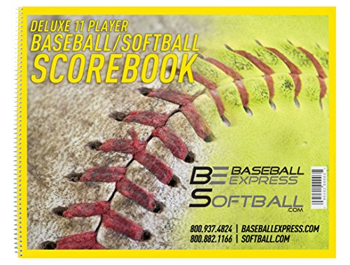 Innings Scorebook - Team Express Deluxe 11 Player Scorebook
