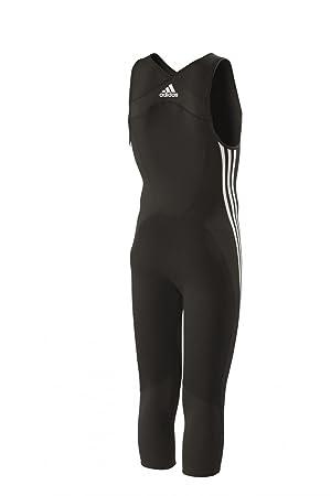 humedad Aire acondicionado dilema  adidas Sailing Herren Neoprenanzug 3/4 Wetsuit Shorty: Amazon.de ...
