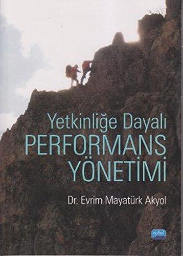 Yetkinlige Dayali Performans Yonetimi