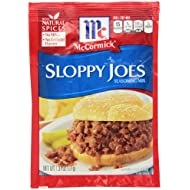 McCormick Sloppy Joes Seasoning Mix, 1.31 oz