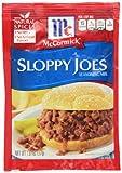 McCormick Sloppy Joe Mix, (1) 1.31 oz. packet