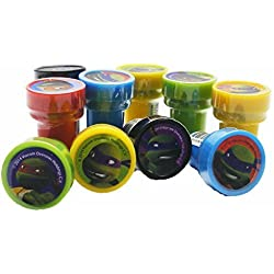 Nickelodeon Ninja Turtles Stampers Party Favors (20 Stampers)