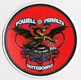Powell Peralta Skateboard Sticker - Bones Brigade Dragon Official Reissue New