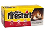 Duraflame 2444 Firestart Firelighters, 24-Pack