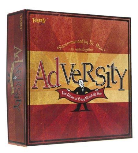 disfrutando de sus compras Adversity Board Game by by by Fundex  tiempo libre