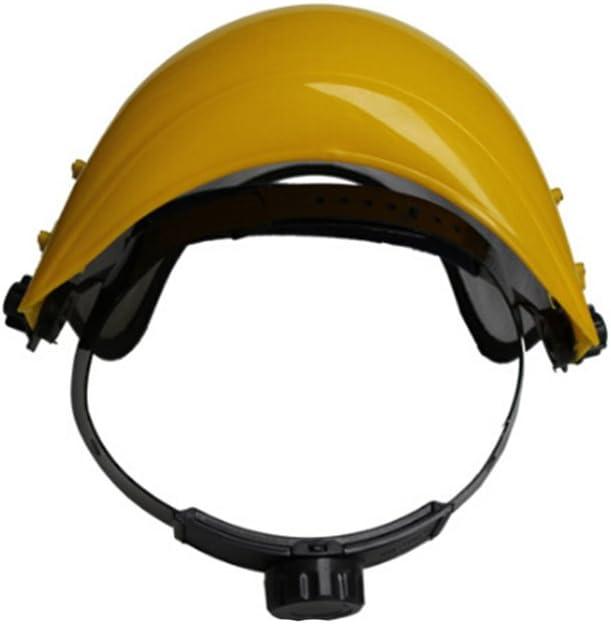 OUNONA Mesh Safety Visor Chainsaw Protective Helmet f/¨/¹r die Schutz der Rasenmher-Rasen