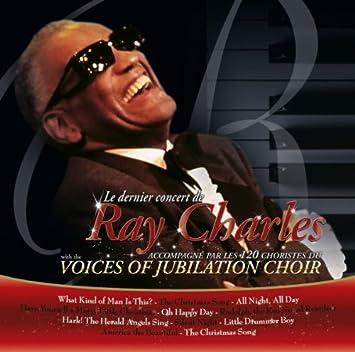 Ray Charles Christmas.Ray Charles Ray Charles With The Voices Jubilation Choir