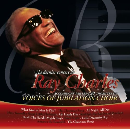 RAY CHARLES - Ray Charles With the Voices Jubilation Choir ...
