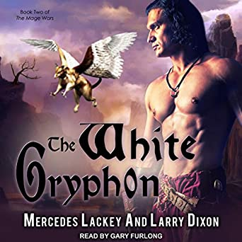 The White Gryphon by Mercedes Lackey & Larry Dixon science fiction and fantasy book and audiobook reviews