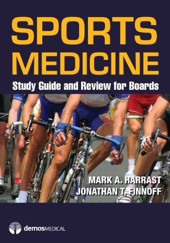 Sports Medicine: Study Guide and Review for Boards - http://medicalbooks.filipinodoctors.org
