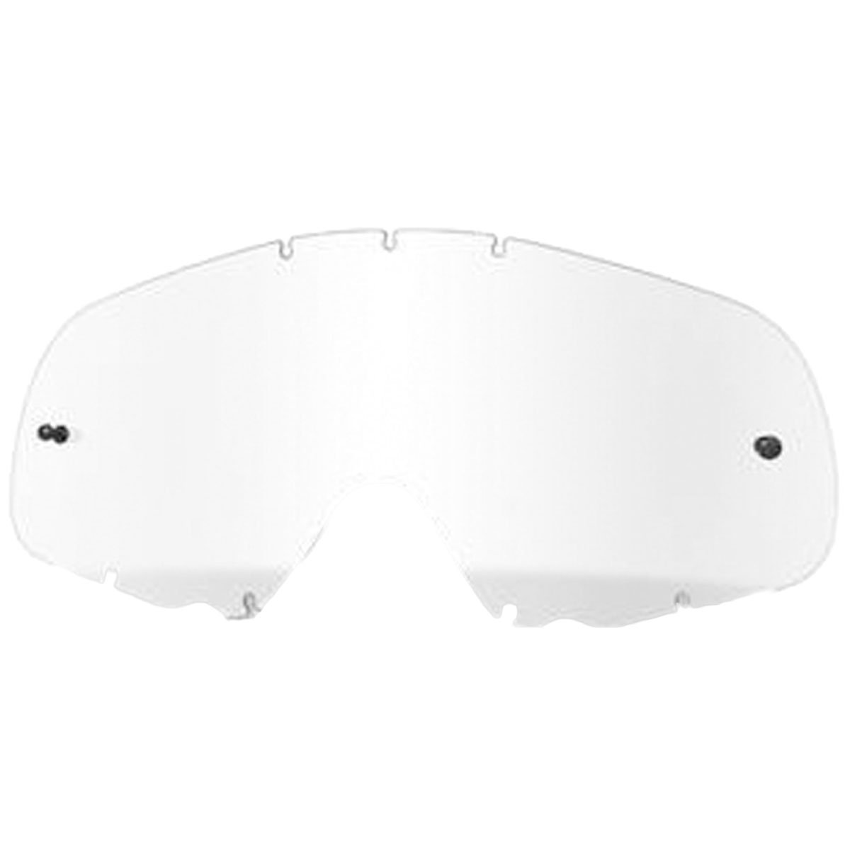 Oakley Crowbar MX Replacement Lens (Clear, One Size)