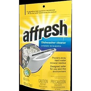 Whirlpool W10282479 Affresh Dishwasher Cleaner-12 Count Jumbo Size Pack