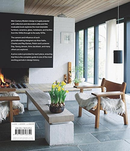 Miller\u0027s Mid-Century Modern: Living with mid-century modern design: Judith Miller: 9781784723750: Amazon.com: Books & Miller\u0027s Mid-Century Modern: Living with mid-century modern design ...