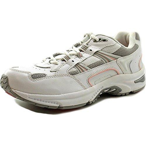 Orthaheel Women's Action Walker Shoes White/Pink  10 C/D US