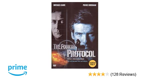 Amazon The Fourth Protocol John Mackenzie Michael Caine
