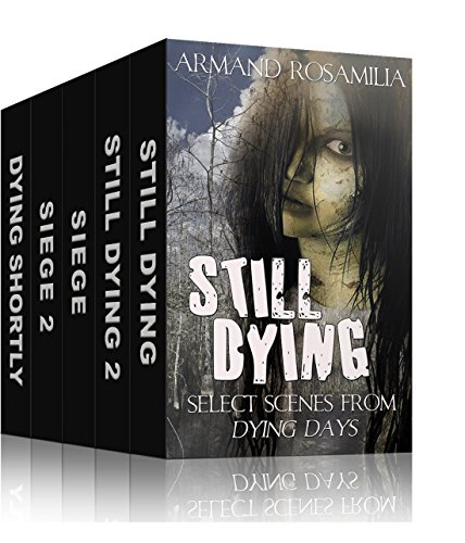 Armand Box Set - Dying Days Ultimate Box Set 1