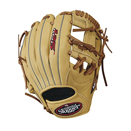 Louisville Slugger 125 Series Baseball Gloves, Left Hand, 11.5