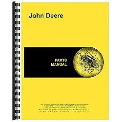 New John Deere Combine Attachment Parts Manual (Models: 3300 4400 6600 6601 +)