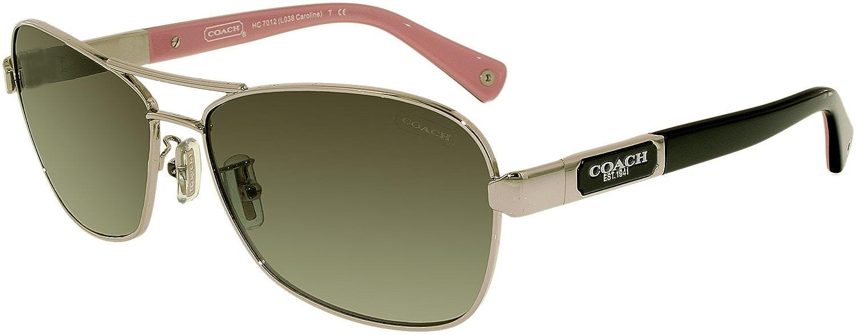 13c3304f29 ... germany amazon coach sunglasses caroline frame gold lens brown gradient  coach shoes 2c5b3 b6527